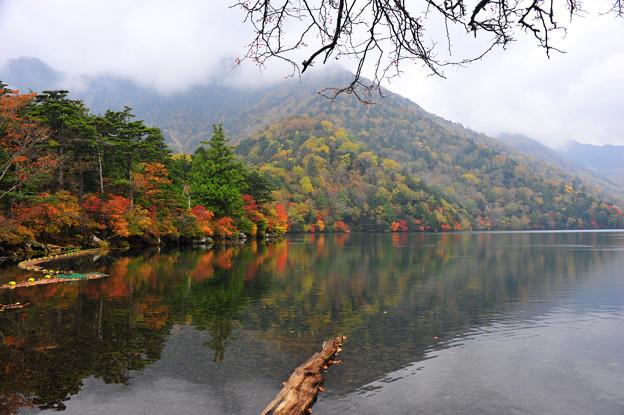 photo by湯の湖に映す紅葉^^ - 写真共有サイト「フォト蔵」