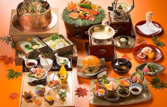 評判の色鮮やかな創作料理!photo by 鬼怒川温泉 山楽【公式】