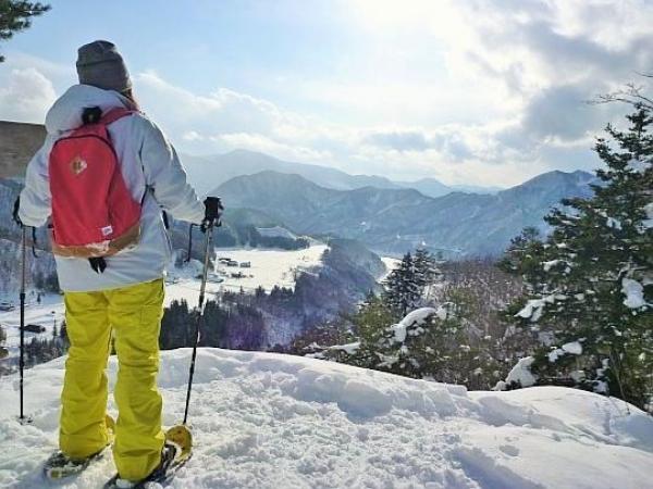 photo by 【小学生から参加OK!雪遊びも楽しもう!】 半日コース ◆スープ・写真付 (群馬県・水上(みなかみ))|そとあそび