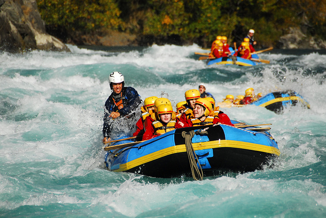 photo by QueenstownRafting