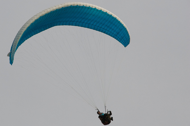 photo by Paraglider #2   Flickr - Photo Sharing!