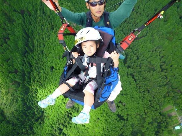 photo by 岩屋山パラグライダー/ア・ロールアウトパラグライダースクール|そとあそび