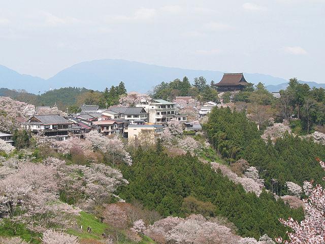 photo by 吉野山 - Wikipedia