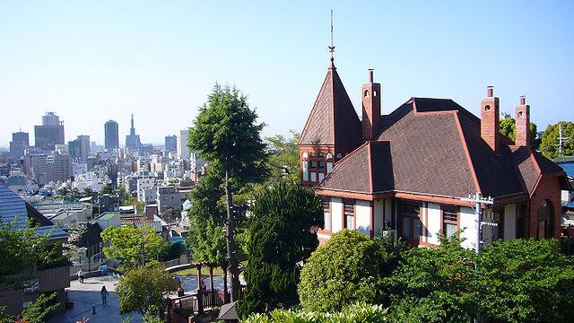 photo by Kobe kitano thomas house07 2816 - ゲオルグ・デ・ラランデ - Wikipedia