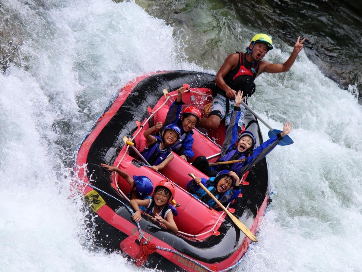 photo by 水上のラフティング体験ツアー【最低価格保証】|そとあそび