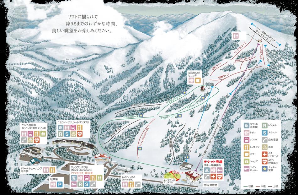 photo by ニセコアンヌプリ国際スキー場
