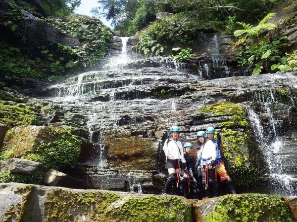 ※ゲータの滝の様子 photo by そとあそび