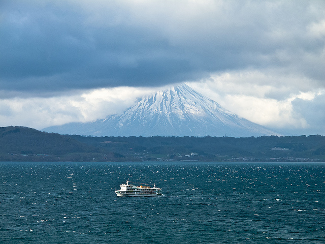 photo by 洞爺湖,羊蹄山 | Flickr - Photo Sharing!