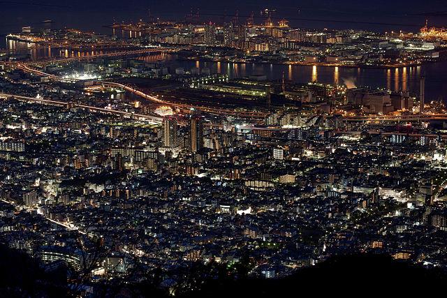 Night_view_of_Rokkō_Island_and_Higashinada-ku,_Kobe,_Japan