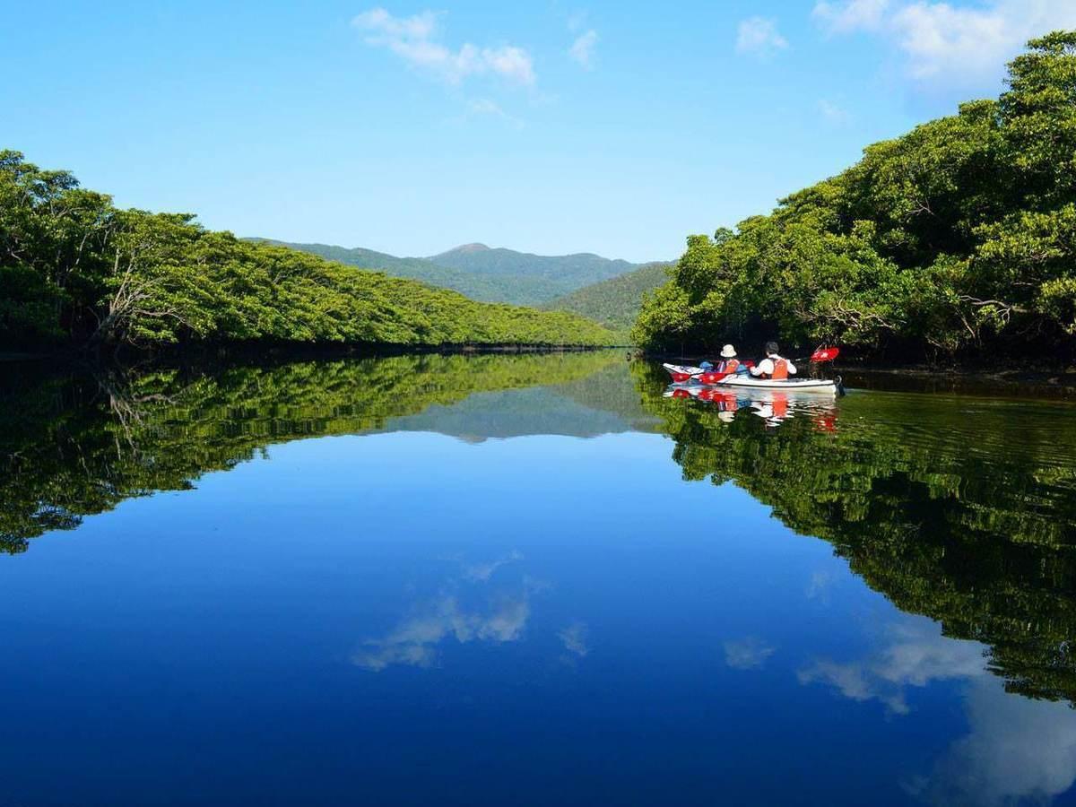 photo by 【最安値】西表島のカヌー・カヤックの体験ツアー|そとあそび