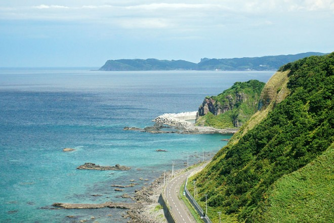 北海道シーカヤック2
