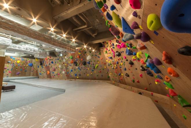 Photo by APEX Climbing Gym