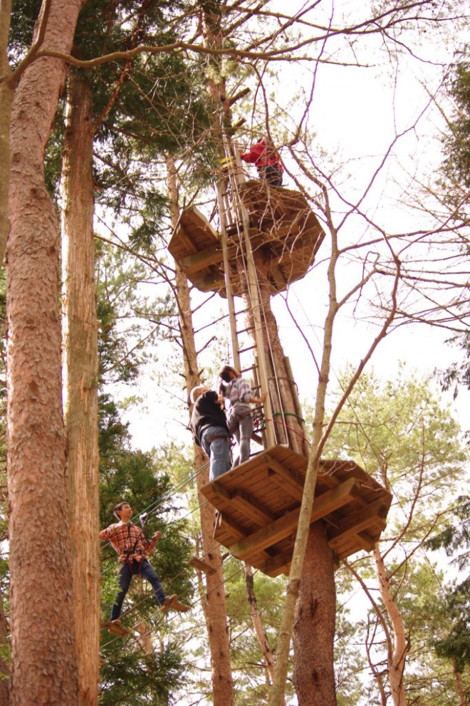 photo by ギャラリー   自然共生型アウトドアパーク フォレストアドベンチャー FOREST ADVENTURE