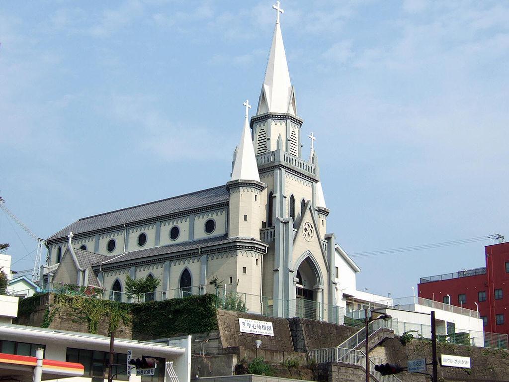 photo by File:Miuramachi church.jpg - Wikimedia Commons