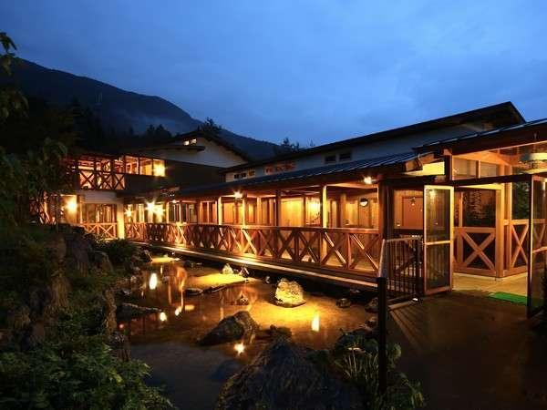 photo by ご宿泊プラン | 祖谷の温泉|いやしの温泉郷