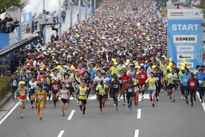 横浜マラソン3