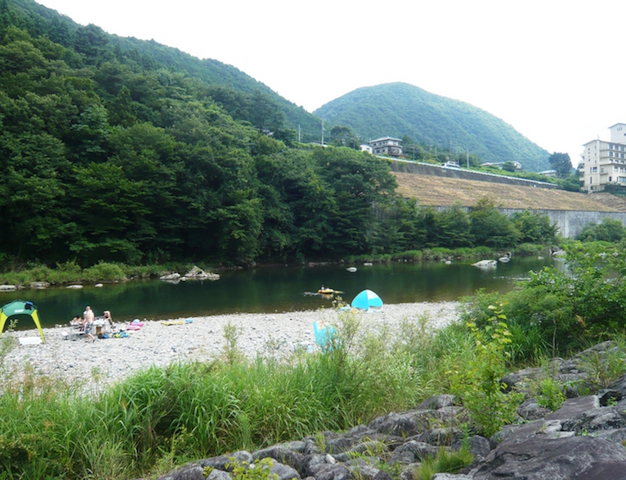 photo by 鬼怒川温泉オートキャンプ場