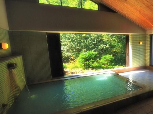 冷え性や筋肉・関節痛にも効果のある自慢の温泉photo by 手白澤温泉HP