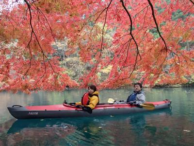 photo by 群馬県みなかみ町の湖カヌーツアー スノーシューツアー レイクウォーク