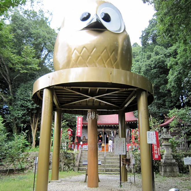 photo by 鷲子山上神社