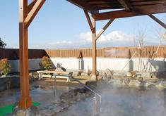 photo by 富士八景の湯