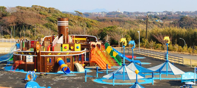 photo by 三浦半島の農と海の体験パーク | 長井海の手公園・ソレイユの丘