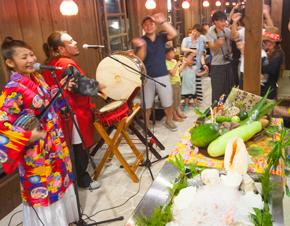 photo by 店舗紹介|恩納サンセットモール店|沖縄料理 ちぬまん