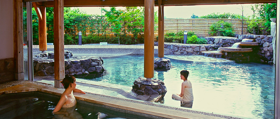 photo by 天然温泉 湯処あぐり|道の駅うつのみや ろまんちっく村-46haの滞在体験型ファームパーク