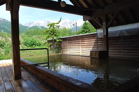 photo by 白馬塩の道温泉 倉下の湯【公式】