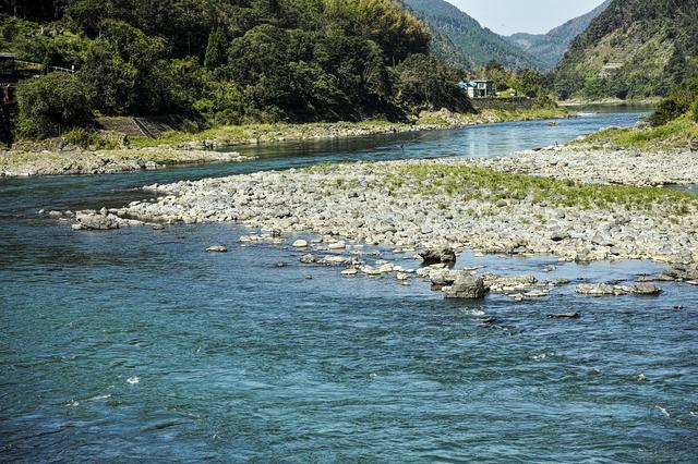 「球磨川」photo by Midipa