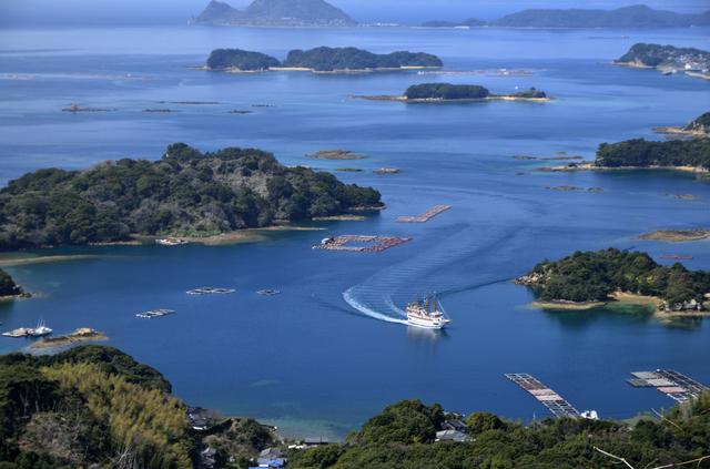 「九十九島」photo by soa21