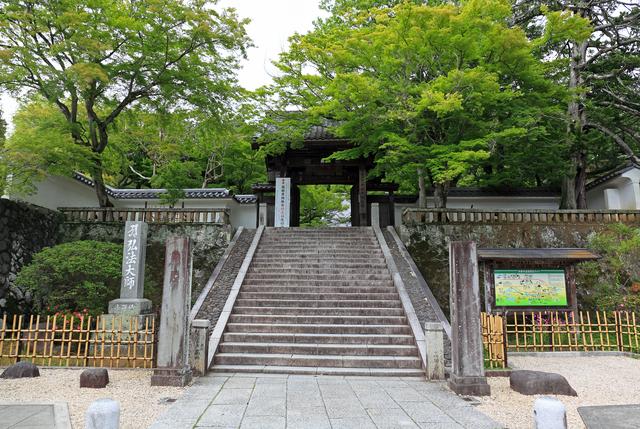 修善寺山門 photo by Fuchsia