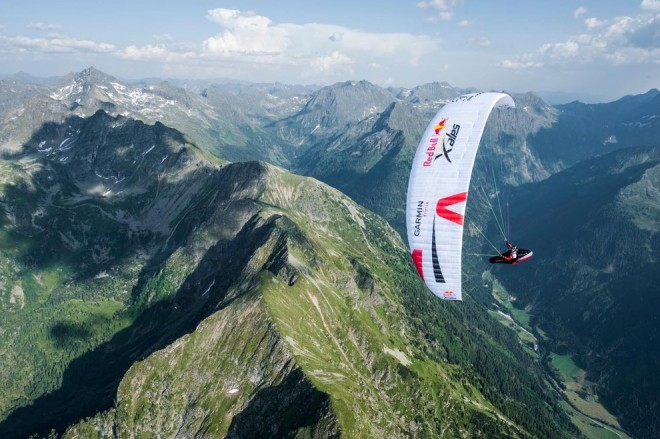 Photo by Red Bull X-Alps 2015