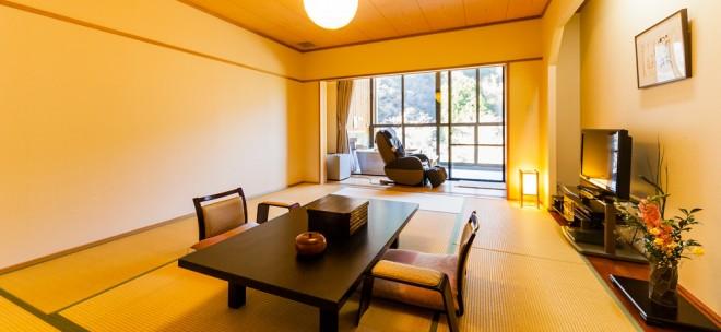 photo by 祖谷温泉郷 露天風呂付客室の宿「祖谷美人」