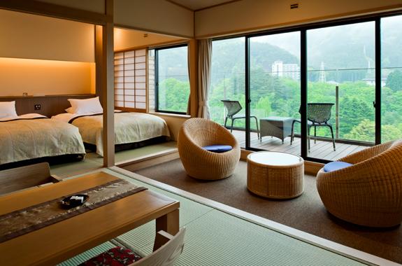 photo by 客室 | 鬼怒川金谷ホテル