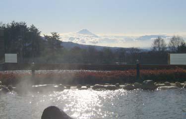 photo by 甲斐大泉温泉パノラマの湯