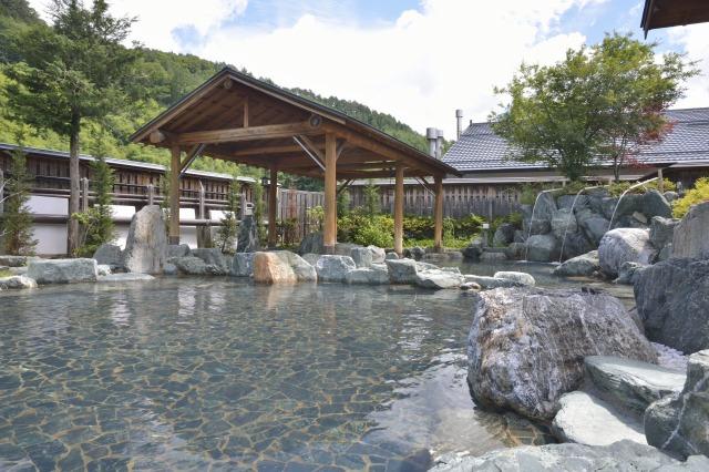 photo by ひまわりの湯 | 信州平谷温泉「ひまわりの湯」公式サイト